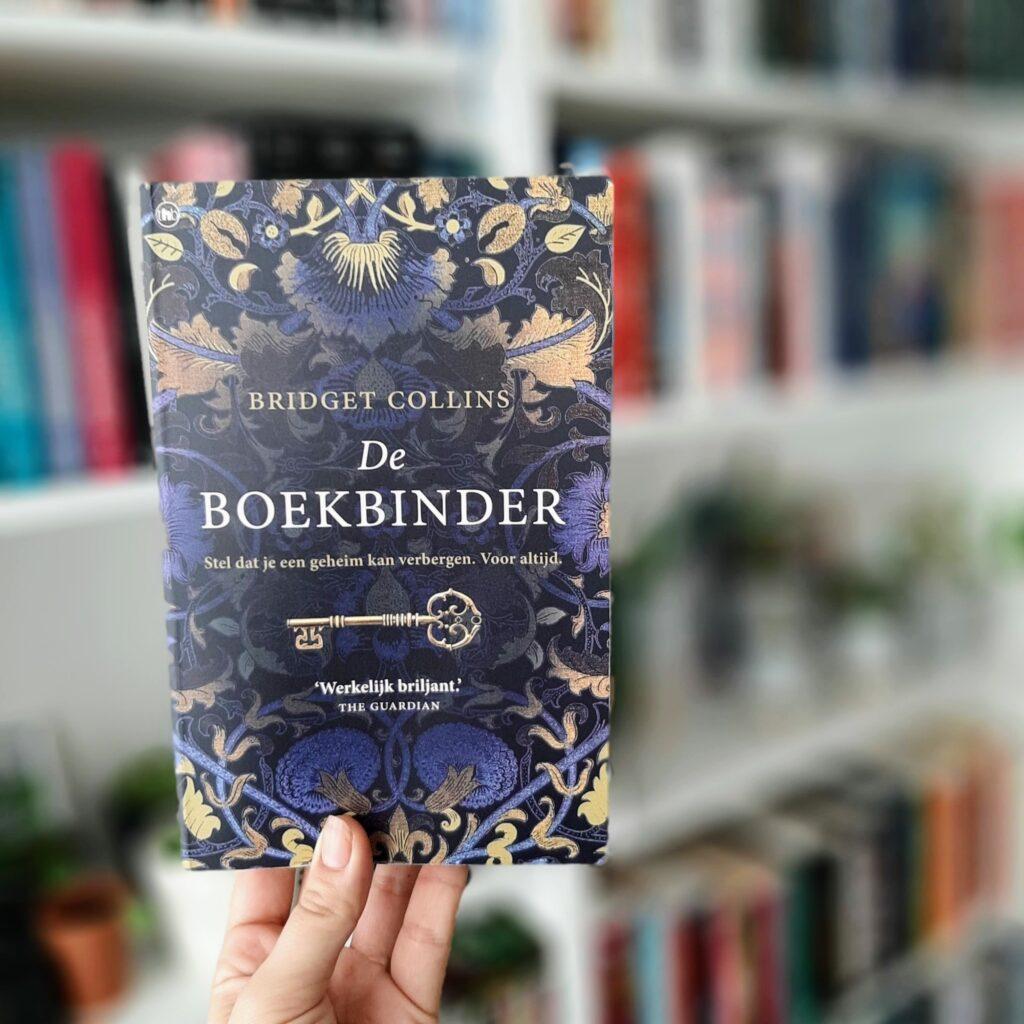 cover de boekbinder