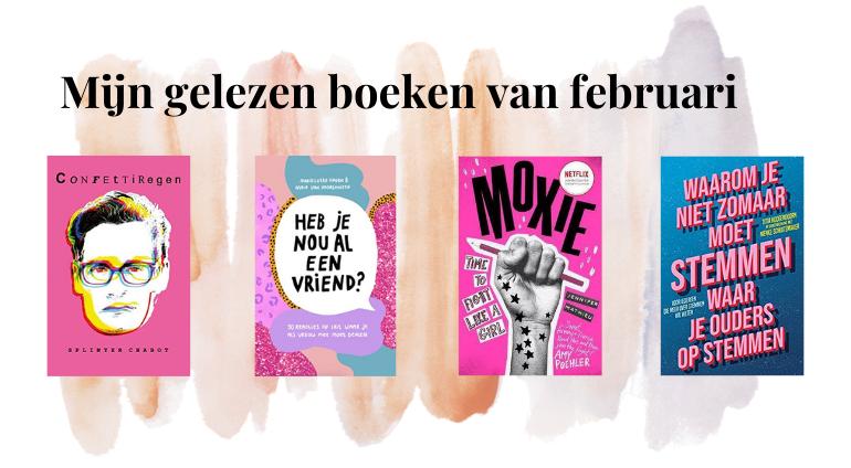 gelezen boeken februari